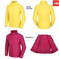 THE NORTH FACE Argile Wool Street Style Plain Down Jackets