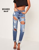 Missguided Casual Style Denim Jeans