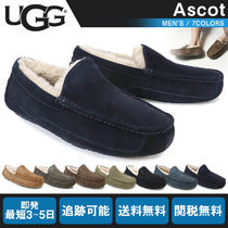 UGG Australia ASCOT Moccasin Fur Shoes