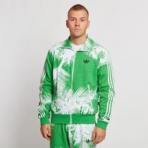adidas Tropical Patterns Street Style Track Jackets