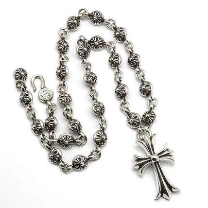ebc723a1dc40 CHROME HEARTS CH CROSS Necklaces   Chokers by mtboutique - BUYMA