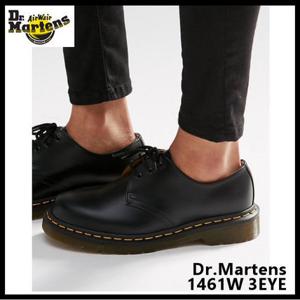 Dr Martens Casual Style Leather Loafer Pumps & Mules