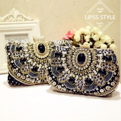 2WAY Chain Party Style Clutches
