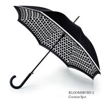fulton Dots Plain Umbrellas & Rain Goods