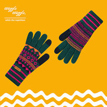 wiggle wiggle Wool Smartphone Use Gloves