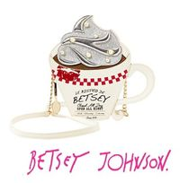 Betsey Johnson Casual Style Shoulder Bags