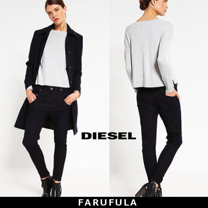 Casual Style Jeans
