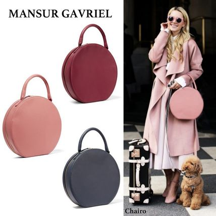 MANSUR GAVRIEL Plain Leather Handbags