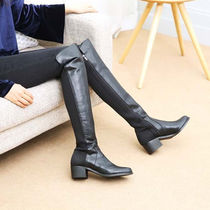 3-5 cm Over-the-Knee Boots