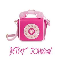 Betsey Johnson Casual Style Street Style 2WAY Shoulder Bags