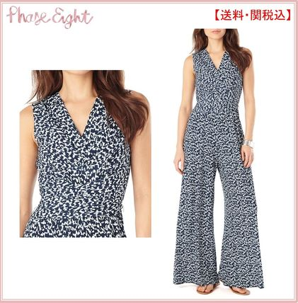 PhaseEight jumpsuits Bette printed ju