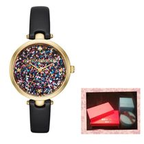 kate spade new york Leather Quartz Watches Analog Watches