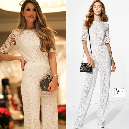 Sale Diane kendra all-in-one floral jumpsuits