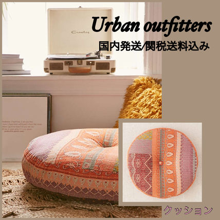 Urban Outfitters-2017 round cushion