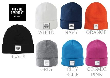 OPENING CEREMONY Unisex Collaboration Knit Hats