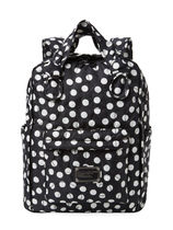 Marc by Marc Jacobs Dots Casual Style Nylon A4 Backpacks