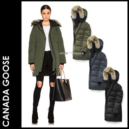 CANADA GOOSE Down Jackets SHELBURNE 2016-17AW