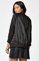 MEMBERS ONLY Short Street Style Plain MA-1 Bomber Jackets