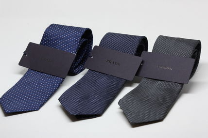 PRADA Dots pattern tie regular gift box available