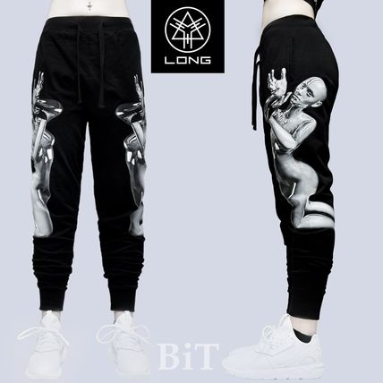 * LONG CLOTHING X PUSSYKREW JOGGERS