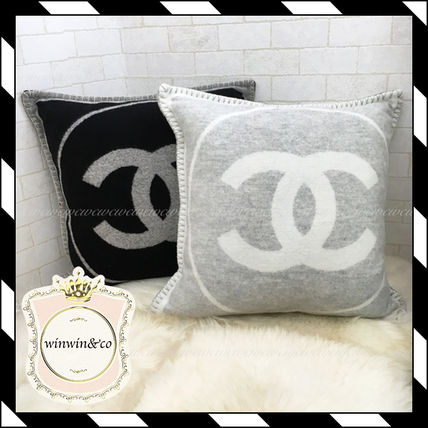 CHANEL Home Party Ideas Decorative Pillows