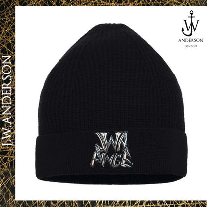 J.W.ANDERSON jwa x asap rocky and awge knit Cap