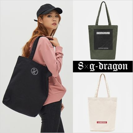 × GD Campus Print Eco Bag