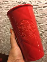 STARBUCKS Starbucks holiday limited edition porcelain tumbler North