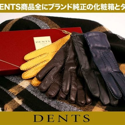 DENTS unlined peccary glove 151077