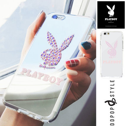 Other Animal Patterns Silicon With Jewels Smart Phone Cases