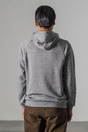 BRIXTON Hoodies Pullovers Street Style Long Sleeves Cotton Hoodies 3