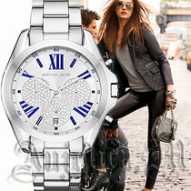 Michael Kors Casual Style Metal Round Quartz Watches Analog Watches