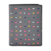 Fossil Dots PVC Clothing Card Holders