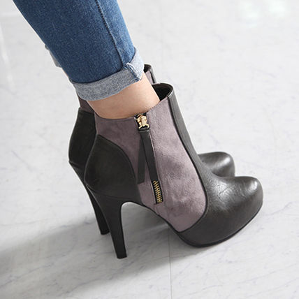 Ankle & Booties over 10cm Pin Heels Ankle & Booties Boots 2