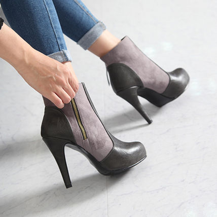 Ankle & Booties over 10cm Pin Heels Ankle & Booties Boots 3
