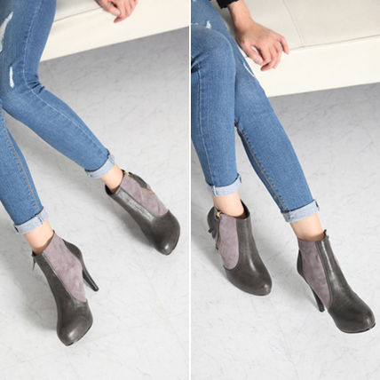 Ankle & Booties over 10cm Pin Heels Ankle & Booties Boots 4