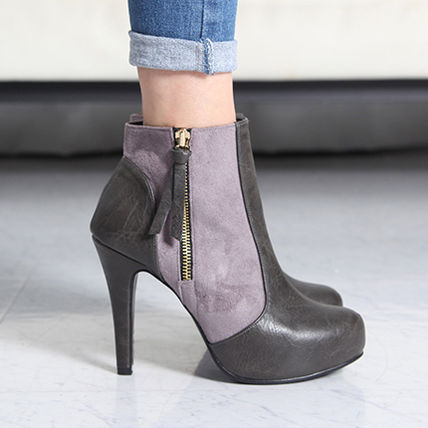 Ankle & Booties over 10cm Pin Heels Ankle & Booties Boots 5