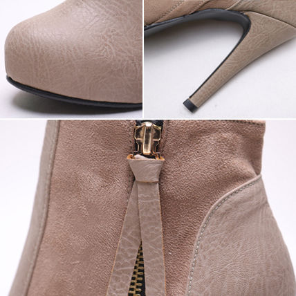 Ankle & Booties over 10cm Pin Heels Ankle & Booties Boots 8