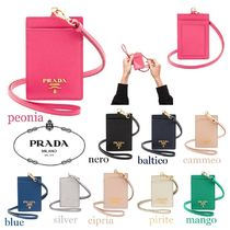 PRADA Saffiano Plain Accessories