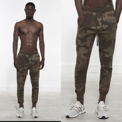 Other UK Camouflage Street Style Joggers & Sweatpants