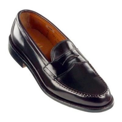 ALDEN VAN LAST Loafers Plain Leather Loafers & Slip-ons