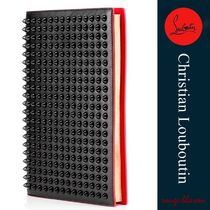 Christian Louboutin Studded Notebooks