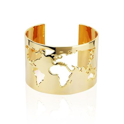 Bangles Costume Jewelry Casual Style Unisex Street Style