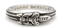 CHROME HEARTS DAGGER Rings
