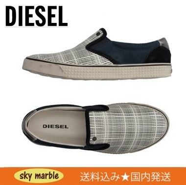 DIESEL / diesel casual Slip-on, in