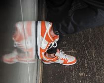 Nike DUNK Street Style Bi-color Leather Sneakers