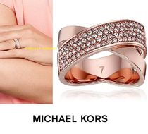 Michael Kors Casual Style Street Style Rings