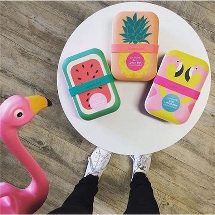 SUNNYLIFE tropical lunch box 3 types of