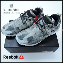 Reebok FURYLITE Street Style Collaboration Sneakers