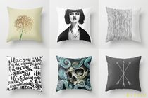 Society6 Pillowcases Decorative Pillows